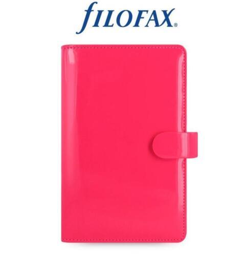 Einlage Personal Timer 22543 FILOFAX  PATENT Compact  FLURO PINK Kalender