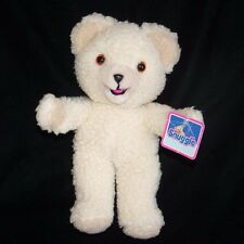 Snuggle Fabric Softener Teddy Bear Russ Lever Brothers Vtg 1986 Plush 10 in TAGS