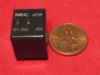 Nec Automotive Relay Ep1-3n1s, 12v Dc, 225 Ohm, 25a Carrying Current, H Bridge F