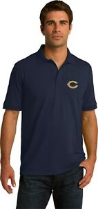 Chicago-Bears-Golf-Polo-Shirt-up-to-6X-Embroidered