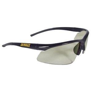 Dewalt-DPG51-Radius-10-Base-Curve-Lens-Protective-Safety-Glasses-Choose-Color