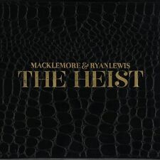 MACKLEMORE & RYAN LEWIS THE HEIST CD DIGIPACK NUOVO SIGILLATO !!