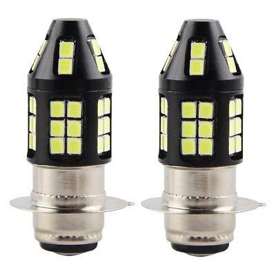 For Yamaha Blaster 200 YFS200 1996-2006 3030-SMD LED Headlight Bulbs Kit