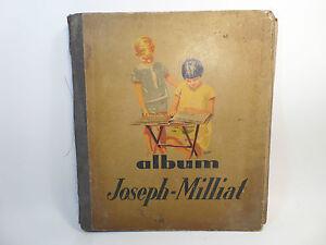 Creative Album Joseph Milliat Of 236 Chromo Lack 4 Image/series Vla9,vila12,xiiila12 Modern Design Other Antique Decorative Arts
