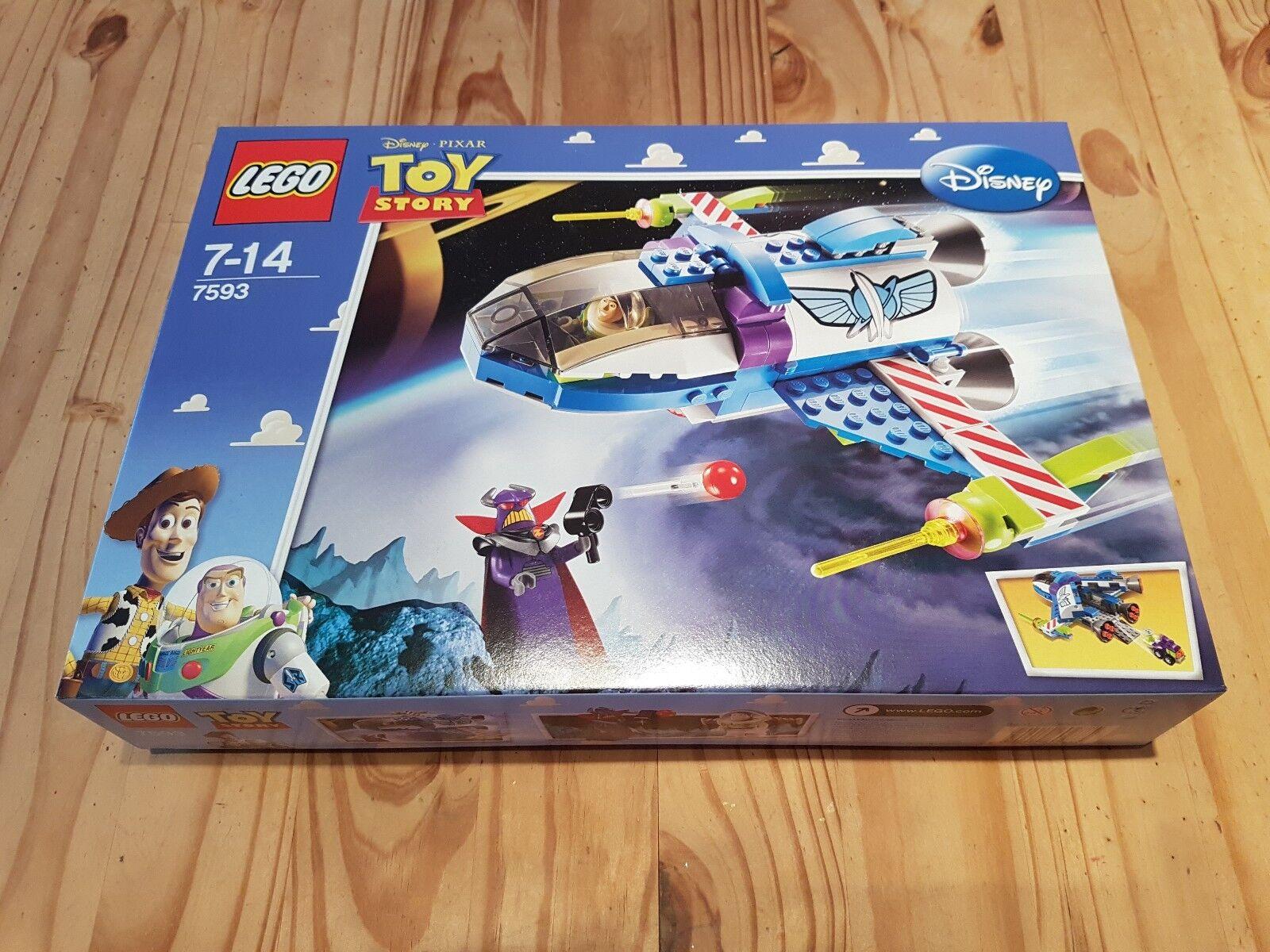 LEGO Toy Story - Buzz's Star Command (7593) BNISB