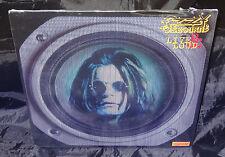 Ozzy Osbourne Live & Loud SEALED 1993 PROMO IMPORT 1ST PRESS 2 VINYL LP SET