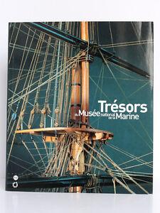 Tresors-du-Musee-national-de-la-Marine-Editions-de-la-RMN-2006-TBE