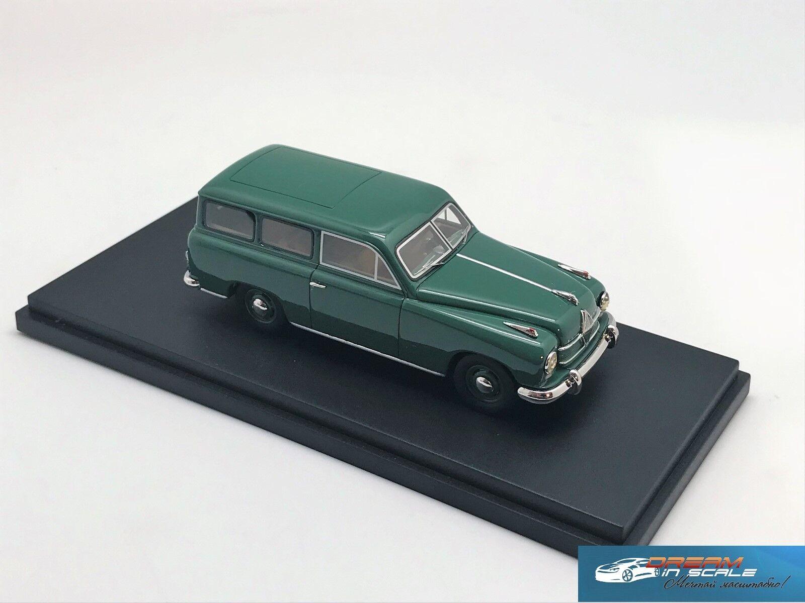 Borgward Hansa 1500 Kombi 1950 BoS-Modelos 43050 43050 43050 1 43 284264