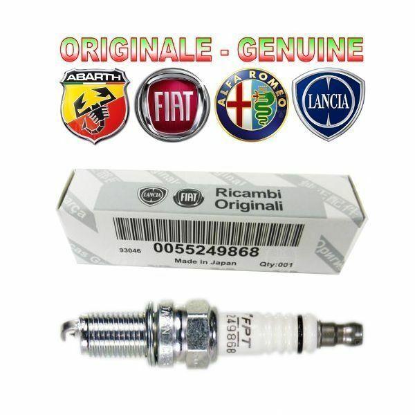 CANDELA ORIGINALE FIAT PUNTO 500 GRANDE PUNTO 1.4 ABARTH - 55249868 IKR9J8