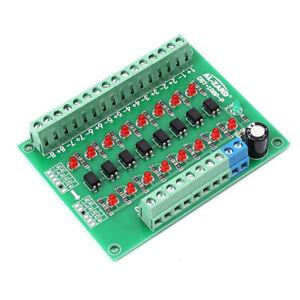 24V-To-5V-8-Channel-8bit-Photoelectric-Isolation-Converter-Level-Voltage