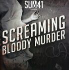 Screaming Bloody Murder - Sum 41 (2011, CD NEUF)