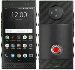 NEW-RED-HYDROGEN-One-128-GB-Black-Aluminium-AT-amp-T-GSM-Unlocked-Phone