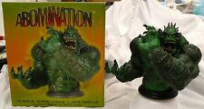 ABOMINATION Bust ~ Statue ~ Marvel ~ Dynamic Forces