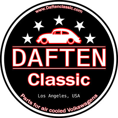 Daften Classic VW Parts