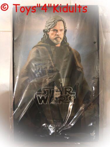 Deluxe Ver Hot Toys MMS 458 Star Wars The Last Jedi Luke Skywalker Mark Hamill