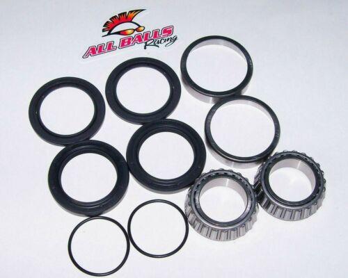 2004-2007 Polaris Predator 500 All Balls Rear Axle Wheel Bearings Seals 25-1498