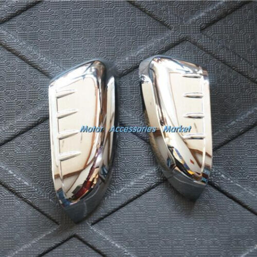 New Chrome Rearview Mirror Trim For Ford Explorer 2011 12 13 14 2015 2016 2017