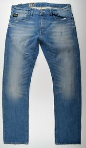 a854de3c58d G-Star Raw Jeans, Yield Slim, Wheel Denim Medium Aged Used, W38 L34 ...