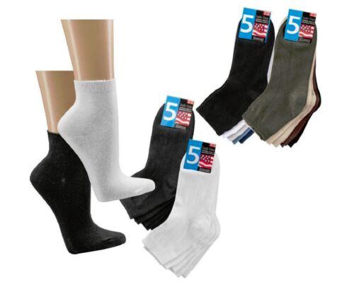 5 10 oder 20 Paar Kurzschaft Socken Kurzsocken   5E3