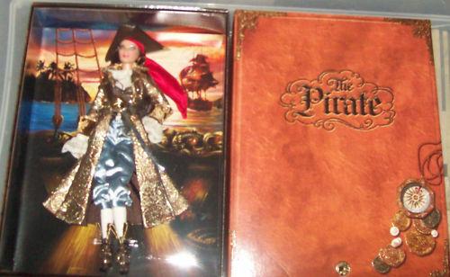 2007 The Pirate Muñeca Barbie En Caja