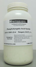 Phosphotungstic Acid Hydrate, Reagent, 99.97%, Certified, 1 lb.