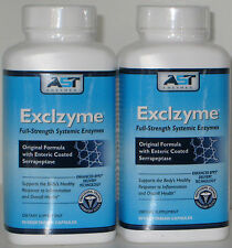 EXCLZYME180ct,NOW EXCELLACOR SYSTEMIC ENZYME,REDUCES EXCESS FIBRIN In Your Body