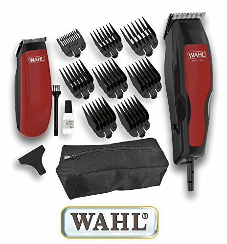 Wahl Home Pro(R) 100 Combo Hair Trimmer 1395 Mesh/15 Pieces
