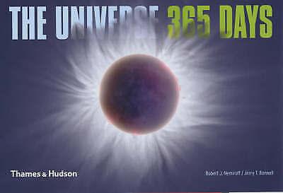 """AS NEW"" Jerry T. Bonnell,Robert J. Nemiroff, The Universe: 365 Days, Hardcover"