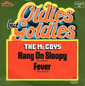"""7"""" The McCoys - Hang On Sloopy / Fever - UNGESPIELT, MINT, UNPLAYED! - Deutschland - 7"""" The McCoys - Hang On Sloopy / Fever - UNGESPIELT, MINT, UNPLAYED! - Deutschland"""