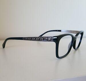 e6dac68a5706 Authentic Chanel Eyeglasses Rx Frame CH 3332 C.1459 Green 54-17-140 ...