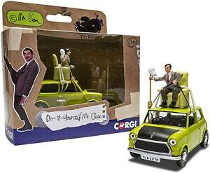 Corgi 1:36 Scale Mr Bean Mini 'Do It Yourself Mr Bean' CC82114