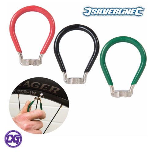 3x Qualité Vélo Spoke clés 3.2//3.3//3.5mm Clé Mamelon Clé Vélo Ajusteur