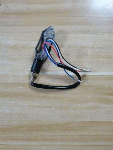 4X Universal Turn Signal Indicator Running Brake Tail Light Motorcycle Dirt Bike