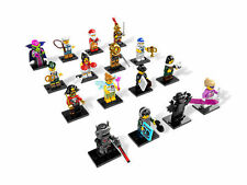 LEGO Collectible Minifigures (CMF) COMPLETE Series 8 set
