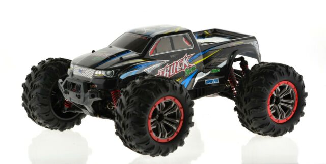 Hosim Large Size 1 10 Scale High Speed 46kmh 4wd 24ghz Remote Rhebay: Ebay Large Scale Radio Control Cars At Gmaili.net