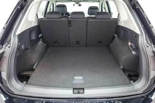 Innenausstattung Boden hoch Hinwei Kofferraumwanne fr Seat ...