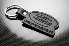 Land Rover Defender Leather Keyring Keychain Schlüsselring Porte-clés 4x4 90 110