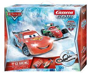 carrera go disney pixar cars ice racing 1 43 slot car. Black Bedroom Furniture Sets. Home Design Ideas