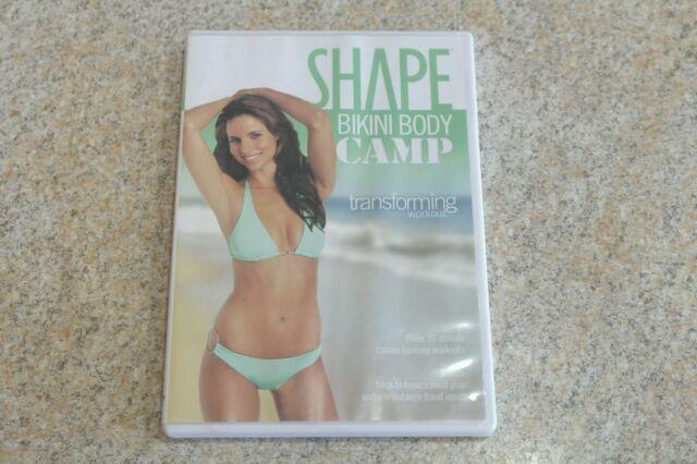 Bikini body camp shape