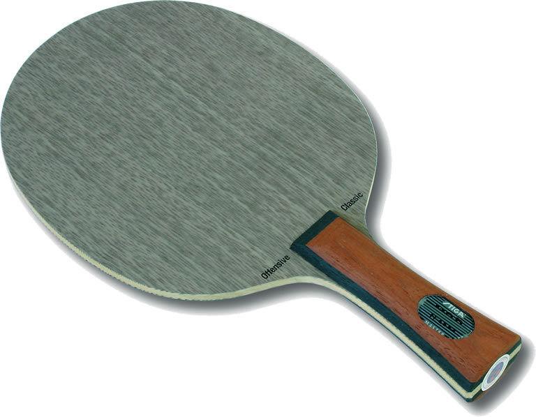 STIGA OFFENSIVE classique TENNIS DE table-bois Raquette de tennis de table