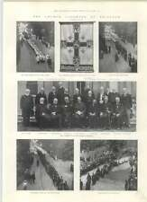 1901 Church Congress At Brighton Roman Forum Discoveries Lacus Juturnae