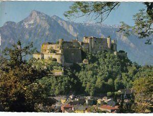 Salzburg, Festung Hohensalzburg mit Untersberg ngl G4068