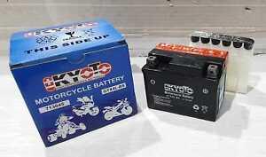 YTX4L-BS BATTERIA KYOTO YAMAHA YN 100 NEO-S 2000-2004