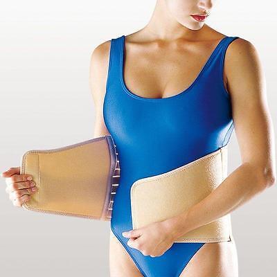 Lp 908 Abdominal Binder Maternity Post Natal Belly Tummy Support Slim Belt Hold Jade Weiß
