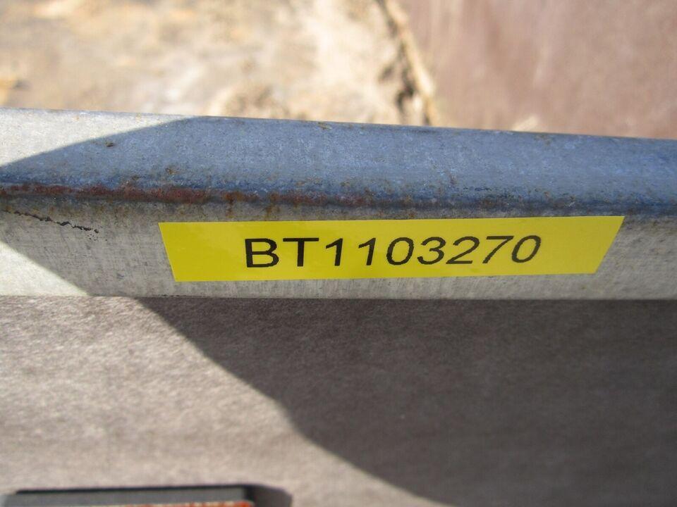 Trailer Variant 502, lastevne (kg): Variant 502