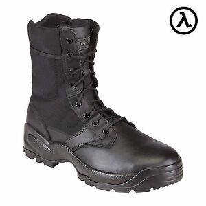 5 11 Tactical Speed 2 0 Side Zip 8 Quot Boots Black 12225