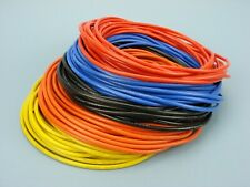 Silicone Wire 12 14 16 18 20 22 24 Awg Gauge 5 Color Super Soft Stranded Wire