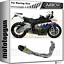 ARROW-FULL-SYSTEM-EXHAUST-COMPETITION-EVO-WORKS-TITANIUM-C-BMW-S-1000-RR-2014-14 thumbnail 1