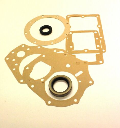 MGB /& MGC 4 SYNCHRO WITH OVERDRIVE GEARBOX SEALS /& GASKET KIT