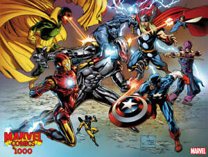 Marvel-Comics-1000-Quesada-Wraparound-Variant-NM-Marvel